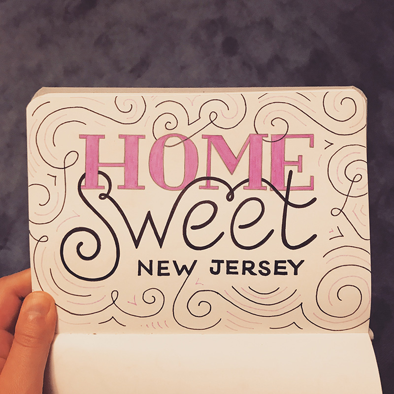 Home Sweet New Jersey